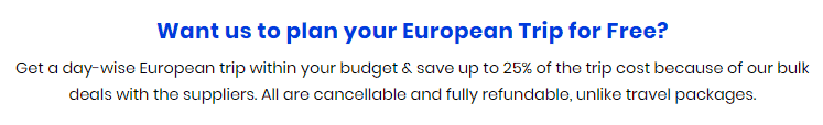 schengen visa travel plan blinkvisa