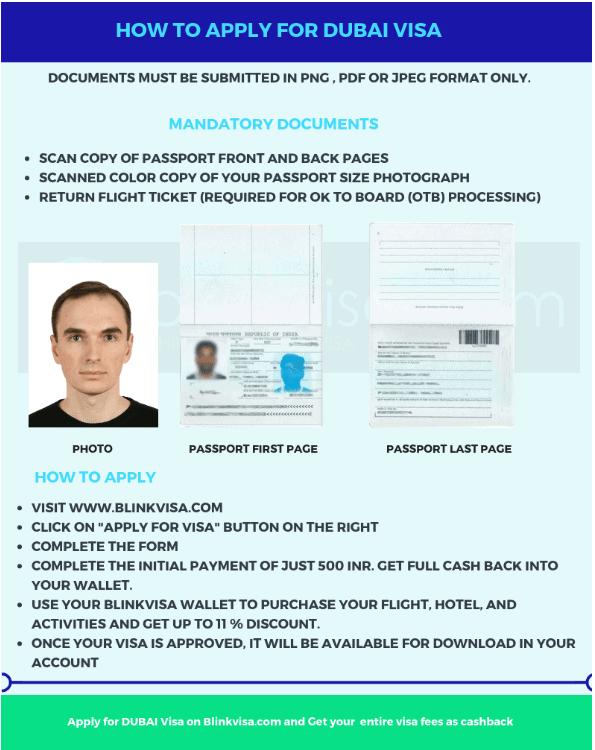 Apply for Dubai Visa