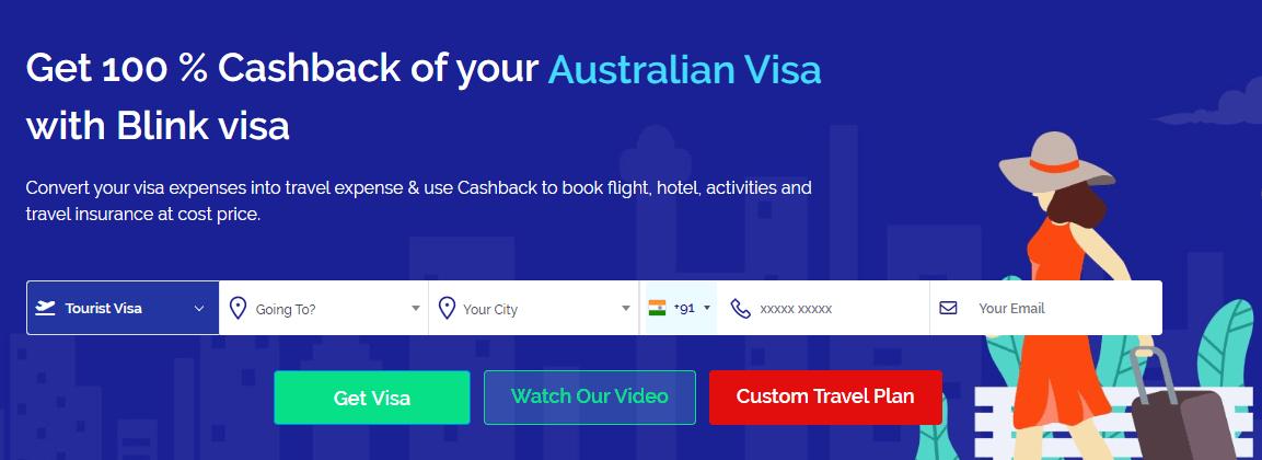 Australia visa blinkvisa