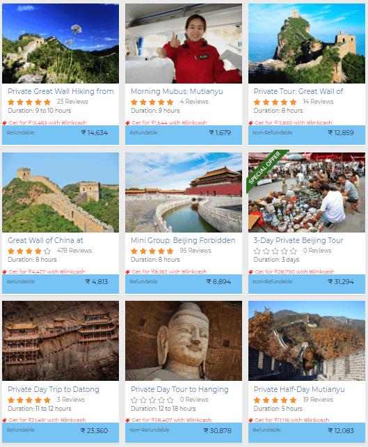 Beijing China Activities