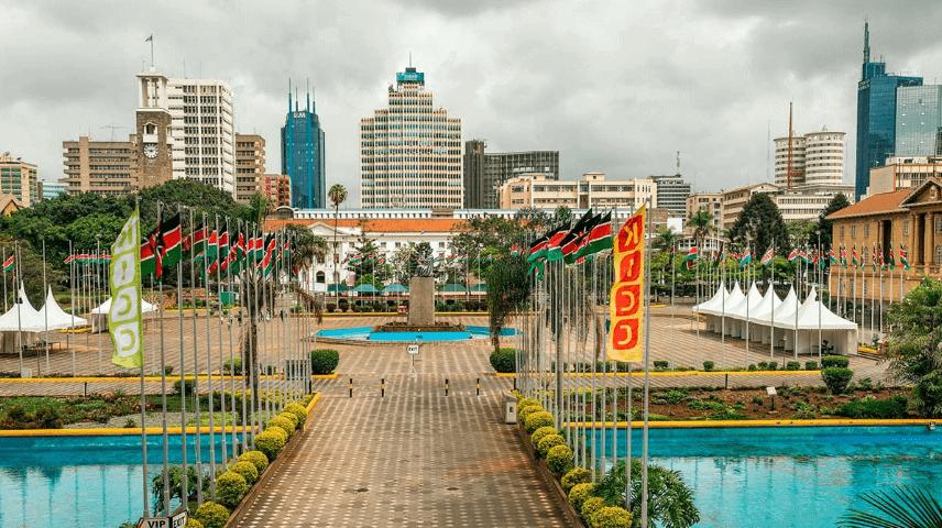 Fill Your Online Kenya Visa Application Form and Get Cashback!