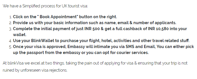 How to apply for UK visa