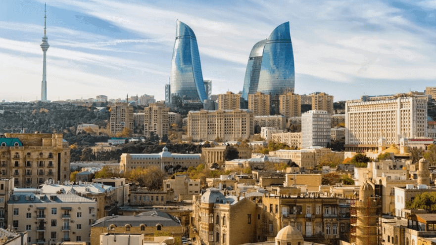 Azerbaijan Visa for Indians in Just Three Days