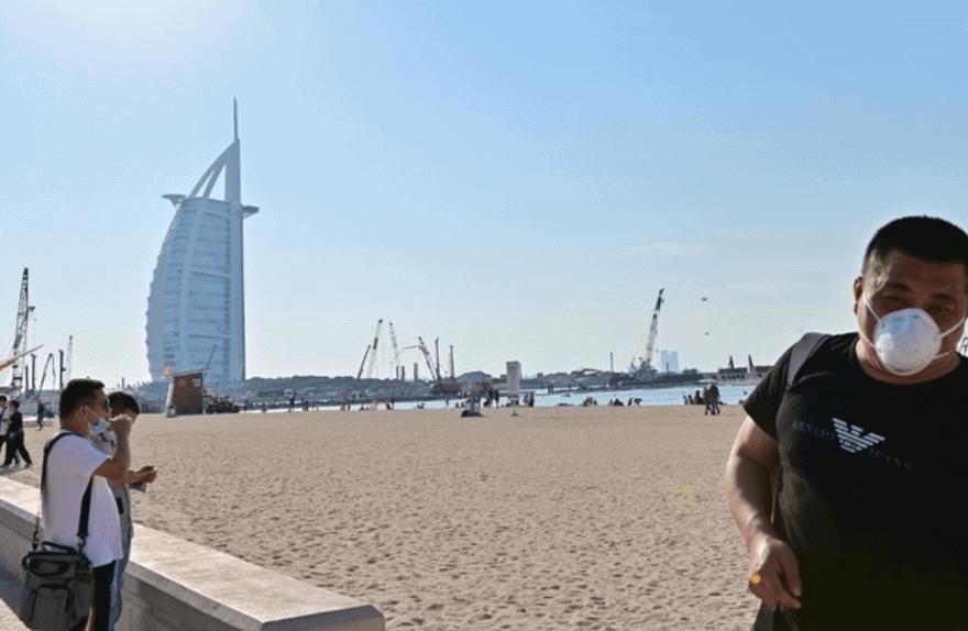 Dubai UAE Coronavirus Impact