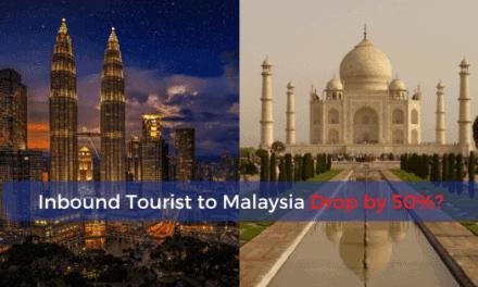 Malaysia Tourism Statistics 2020: Inbound Tourists to Malaysia Drop by 50%?