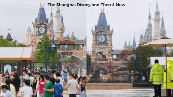 Shanghai Disneyland empty due to coronavirus threat