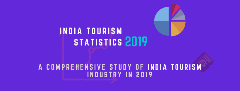 India Tourism Statistics 2019